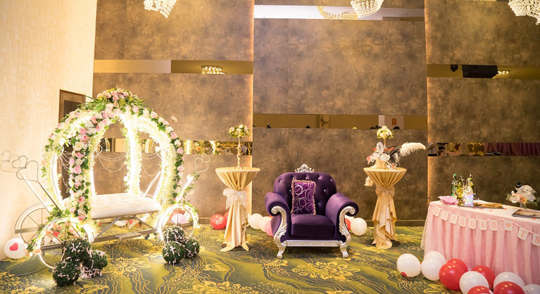 Elite Grand Ballroom Ipoh, Welcome to 22nd KLPJ Wedding Fair
